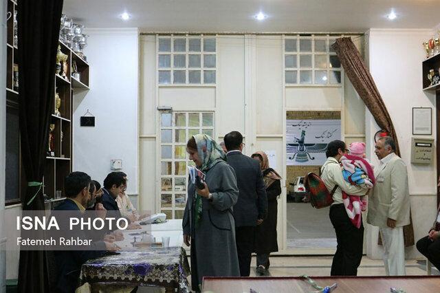 حضور اقلیت زرتشتیان یزد در انتخابات مجلس - 8