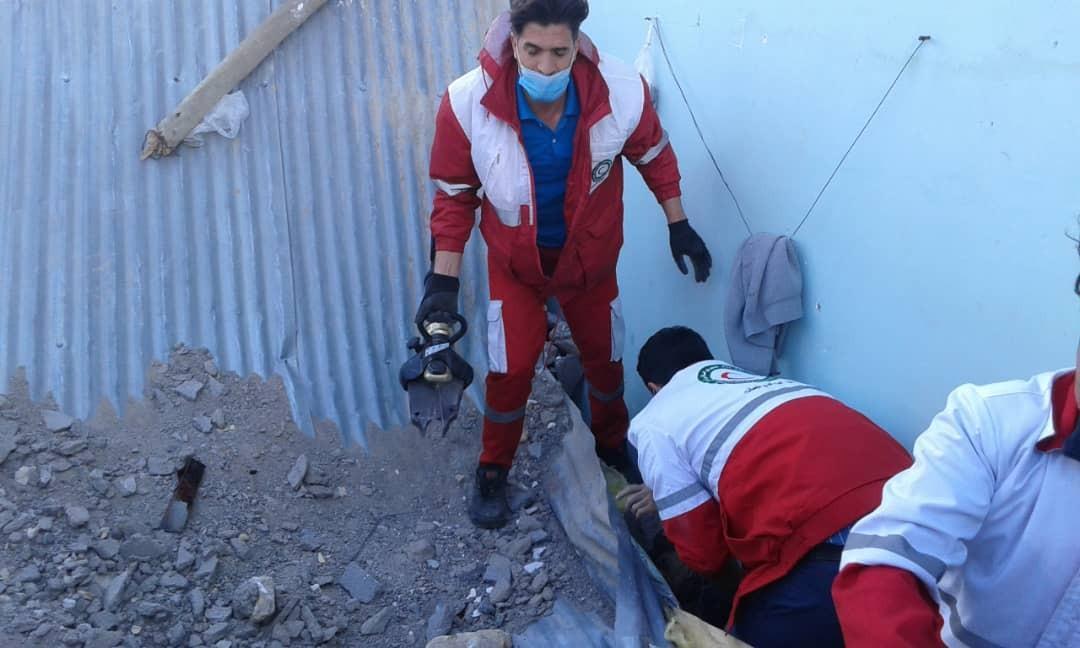 طوفان در استان کرمان خسارت جانی به بار آورد
