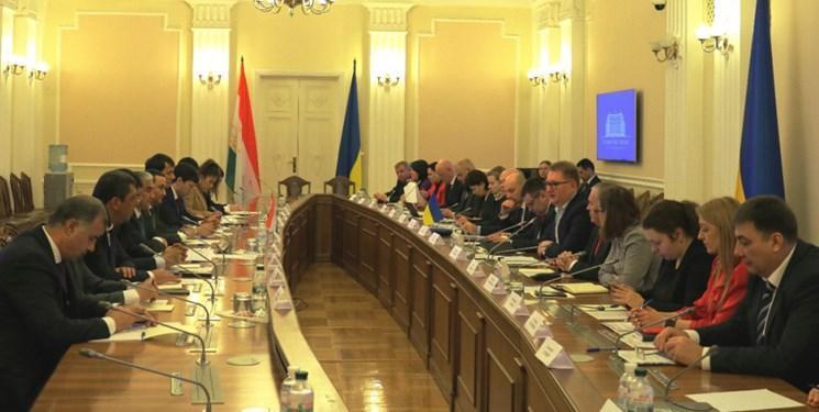 کیف میزبان پنجمین دور نشست کمیسیون بین دولتی تاجیکستان و اوکراین