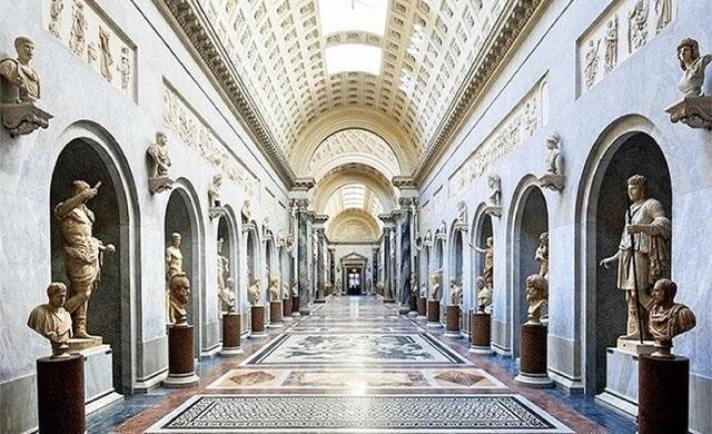 موزه های واتیکان بازگشایی می شوند