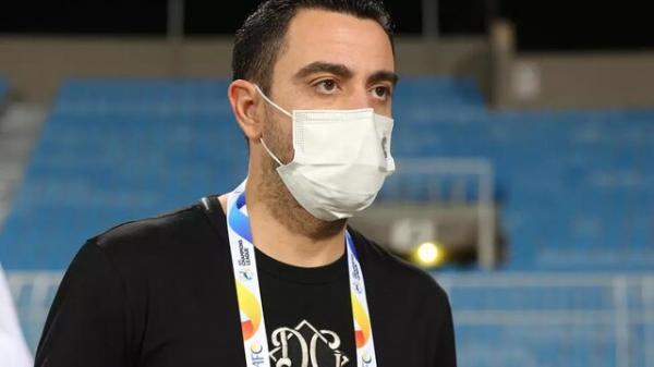 تماس فوری باشگاه بارسلونا با ژاوی
